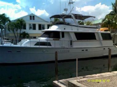 Стоимость яхты 68' Hatteras Cockpit Motor Yacht