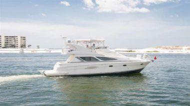 Купить яхту Lady Lauren - SILVERTON 43 Sport Bridge в Atlantic Yacht and Ship