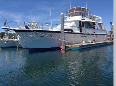 Лучшие предложения покупки яхты 1982 Hatteras 53 Motor Yacht - HATTERAS