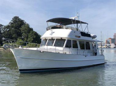 Стоимость яхты Bolero - GRAND BANKS 2009