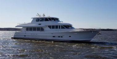 Купить яхту RHAPSODY - PARAGON MOTOR YACHTS Raised Pilothouse Motoryacht в Atlantic Yacht and Ship