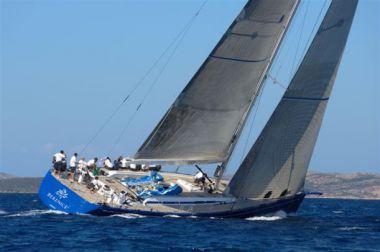 Купить яхту BERENICE BIS - SOLD - NAUTOR'S SWAN в Atlantic Yacht and Ship