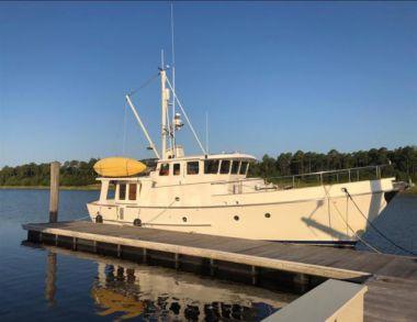 Стоимость яхты Trinity - NORDHAVN