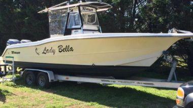 Продажа яхты LADY BELLA - TRITON Center Console