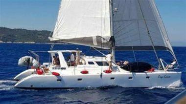 Стоимость яхты Cape Grace - VOYAGE YACHTS 2005
