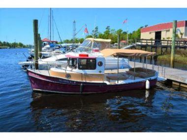 Ranger Tugs R21-EC yacht sale