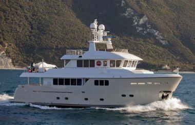Купить яхту Darwin 86 - Cantiere delle Marche Darwin 86 в Atlantic Yacht and Ship