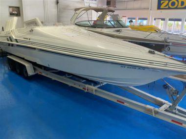 """1996 Fountain 38 Sport Cruiser - FOUNTAIN 38' 0"""""""