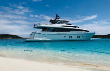 Продажа яхты MONICA SL106-637 - SANLORENZO SL106/637