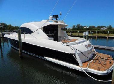 Продажа яхты STRIDER - RIVIERA 4700 Sport Yacht