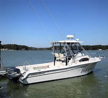 Продажа яхты Finisher - GRADY WHITE 282 Sailfish