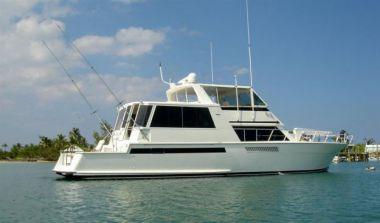 Precious Lady - VIKING Cockpit Sport Yacht