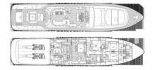 Стоимость яхты ARES - Mangusta 2005