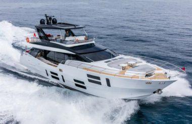 Продажа яхты 80 Canados