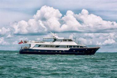 Продажа яхты Nymphaea - BROWARD
