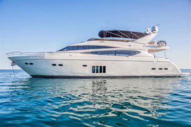 best yacht sales deals Princess 85MY  - PRINCESS YACHTS 2009