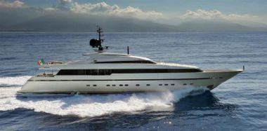 Стоимость яхты LILIYA - SANLORENZO