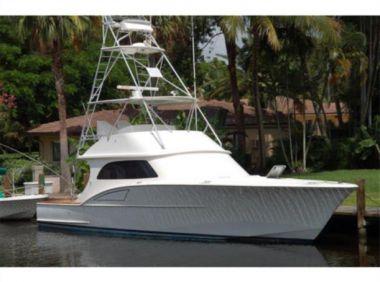 Купить яхту TROLLING FEVER - CAPE FEAR YACHTS Custom Carolina SF в Atlantic Yacht and Ship