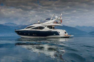 Стоимость яхты Basya Nicoli - SUNSEEKER