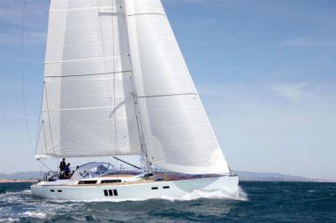 Стоимость яхты Hanse 630 - HANSE 2008