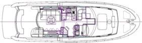 """best yacht sales deals Kardamena - AQUASTAR GUERNSEY C.I. 57' 0"""""""