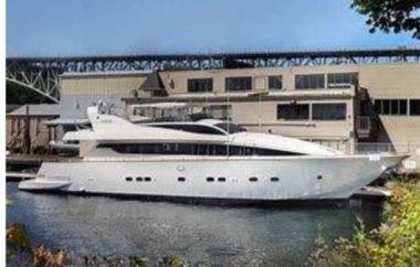 Wild Waves - ANTAGO 1997 yacht sale