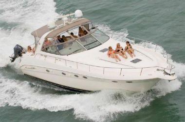 Стоимость яхты Sea Ray Sundancer - SEA RAY