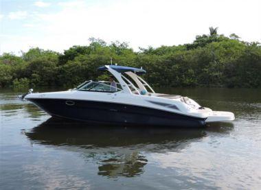 "Купить 2012 Sea Ray 300 SLX @ Cancun - SEA RAY 30' 0"""