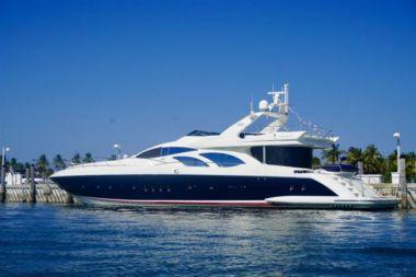 Продажа яхты The Round - AZIMUT Leonardo