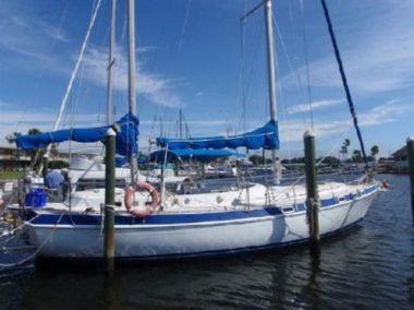 "Buy a yacht SILENT HARMONY - MORGAN 41' 0"""
