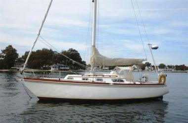 "Buy a yacht SAQUISH - BRISTOL YACHTS 31' 3"""
