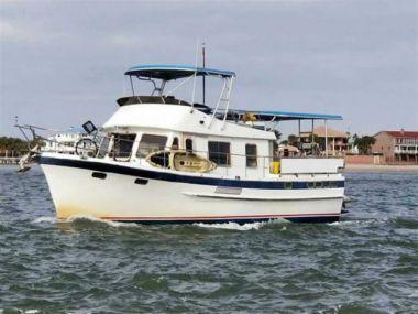 43 1979 DeFever 43 Trawler