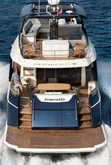ESMERALDA - MONTE CARLO YACHTS MCY65