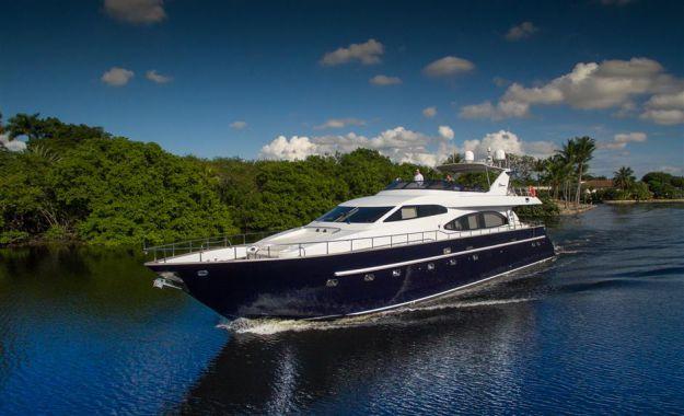 Serene Azimut Buy And Sell Boats Atlantic Yacht And Ship