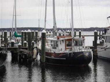 Продажа яхты Mariner