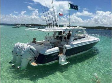 Купить яхту 39ft 2013 Intrepid 390 Sport Yacht в Atlantic Yacht and Ship