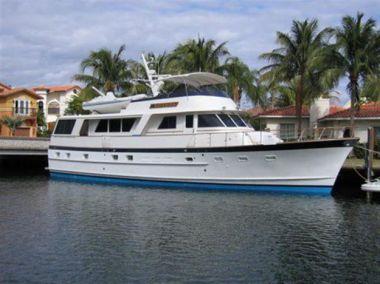 Стоимость яхты KATERINA - BURGER