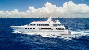 Стоимость яхты RELENTLESS - TRINITY