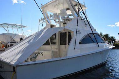 Купить яхту OCEAN GAMBLER - Ocean Yachts 45 Super Sport в Atlantic Yacht and Ship