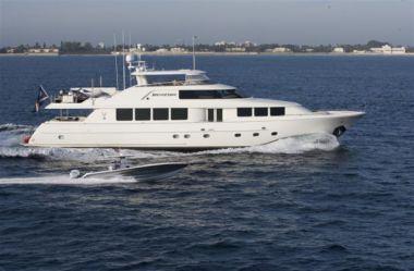 SECOND LOVE - WESTPORT Raised Pilothouse Motoryacht