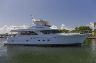 Продажа яхты TWO THUMBS UP - OCEAN ALEXANDER 74 Open Flybridge