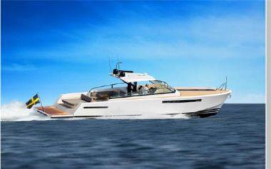 Продажа яхты Delta Powerboats 60 Open - DELTA POWERBOATS 60 Open