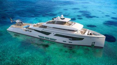 Купить 52m PHI Design Supply Vessel  - ROSETTI SUPERYACHTS