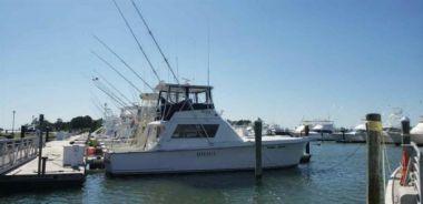 Купить яхту ActionJackson - HATTERAS в Atlantic Yacht and Ship