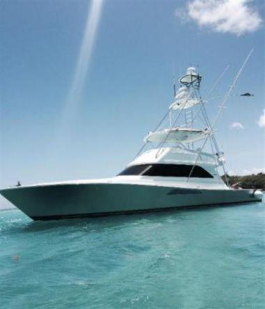 55ft 2003 Viking Yachts 55 Convertible - VIKING