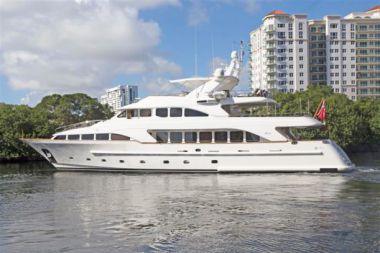 2006 Benetti 115' Classic @ Fort Lauderdale  - BENETTI 115 Classic