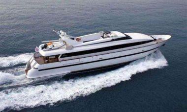 No Name - EUROCRAFT Custom 110 Yacht yacht sale