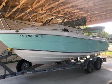 Продажа яхты unnamed - COBIA 210 Walkaround