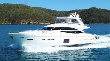 Продажа яхты Princess Y - PRINCESS YACHTS P72