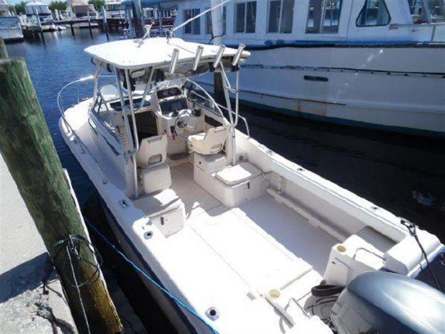 22 1999 Grady-White 226 Seafarer - GRADY-WHITE - Buy and